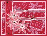 Poinsettia Jumbo Wheel